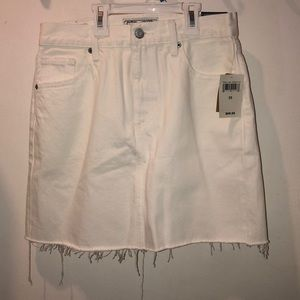 Mini skirt from Lucky Brand Jeans